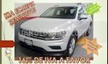 Foto venta Auto usado Volkswagen Tiguan 5p Trendline 1.4 L4/1.4/T Aut (2018) color Blanco precio $319,000