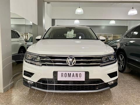Volkswagen Tiguan Allspace 2.0 Highline Aut usado (2018) color Blanco precio $6.200.000