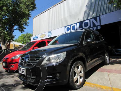 Volkswagen Tiguan 2.0 TDi Exclusive Aut usado (2011) color Negro Profundo precio $1.990.000