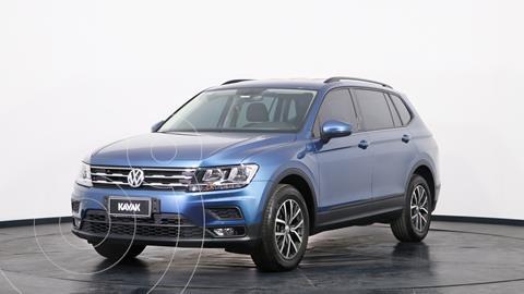 Volkswagen Tiguan Allspace 1.4 Trendline Aut usado (2019) color Azul precio $4.750.000