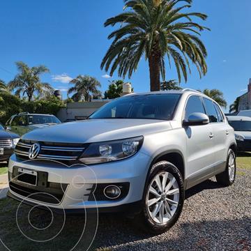 Volkswagen Tiguan 2.0 TSi Sport & Style usado (2013) color Gris precio $2.465.000
