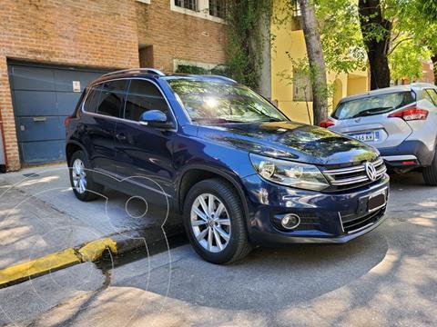 Volkswagen Tiguan +motion 2.0 Tdi 4motion 5p usado (2012) color Azul precio $2.490.000