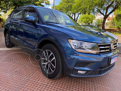 Volkswagen Tiguan Allspace 1.4 Trendline Aut usado (2018) color Azul precio $4.299.990