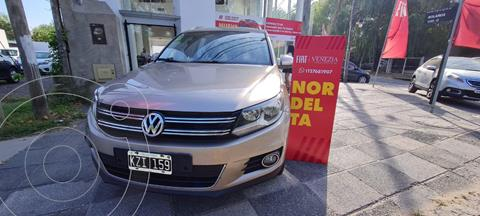 Volkswagen Tiguan 2.0 TSi Premium Aut usado (2012) color Beige precio $1.700.000