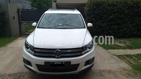Volkswagen Tiguan 2.0 TSi Exclusive usado (2013) color Blanco precio u$s15.500