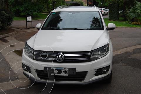 Volkswagen Tiguan 2.0 TSi Premium Aut usado (2012) color Blanco precio u$s13.000