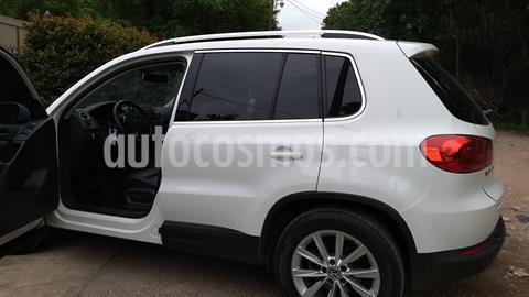 Volkswagen Tiguan 2.0 TSi Exclusive usado (2013) color Blanco precio u$s13.500