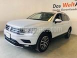 Foto venta Auto usado Volkswagen Tiguan Comfortline 5 Asientos Piel (2018) color Blanco precio $410,899