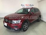 Foto venta Auto usado Volkswagen Tiguan Comfortline 5 Asientos Piel (2018) color Rojo precio $370,166