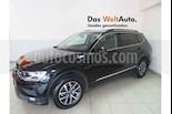 Foto venta Auto usado Volkswagen Tiguan Comfortline 5 Asientos Piel (2018) color Negro precio $381,801