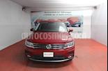 Foto venta Auto usado Volkswagen Tiguan Comfortline 5 Asientos Piel (2018) color Rojo Rubi precio $389,000