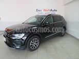 Foto venta Auto usado Volkswagen Tiguan Comfortline 5 Asientos Piel (2018) color Negro Profundo precio $409,969