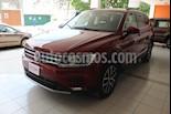 Foto venta Auto usado Volkswagen Tiguan Comfortline 7 Asientos Tela (2018) color Rojo Rubi precio $398,000
