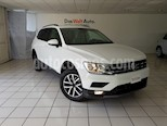 Foto venta Auto usado Volkswagen Tiguan Comfortline 7 Asientos Tela (2018) color Blanco precio $409,900