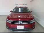Foto venta Auto usado Volkswagen Tiguan Comfortline 7 Asientos Tela color Rojo Rubi precio $390,917