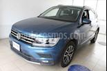Foto venta Auto usado Volkswagen Tiguan Comfortline 7 Asientos Tela (2018) color Azul precio $390,000