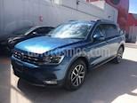 Foto venta Auto usado Volkswagen Tiguan Comfortline 7 Asientos Tela (2018) color Azul precio $418,000