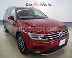Foto venta Auto usado Volkswagen Tiguan Comfortline 7 Asientos Tela (2018) color Rojo Rubi precio $375,000