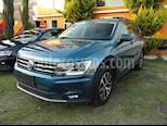 Foto venta Auto Seminuevo Volkswagen Tiguan Comfortline (2018) color Azul