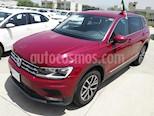 Foto venta Auto usado Volkswagen Tiguan Comfortline (2018) color Rojo Rubi precio $409,000
