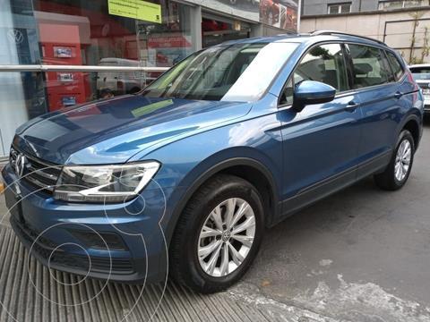 Volkswagen Tiguan Trendline Plus usado (2019) color Azul precio $369,000