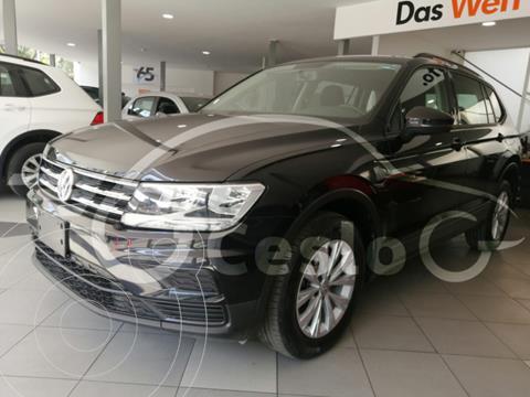 Volkswagen Tiguan TRENDLINE PLUS TSI DSG L4 150 HP usado (2020) color Negro Profundo precio $389,500