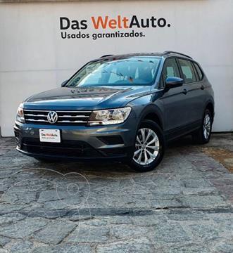 Volkswagen Tiguan Trendline Plus usado (2019) color Gris precio $370,000