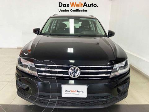 Volkswagen Tiguan Trendline Plus usado (2020) color Negro precio $439,582