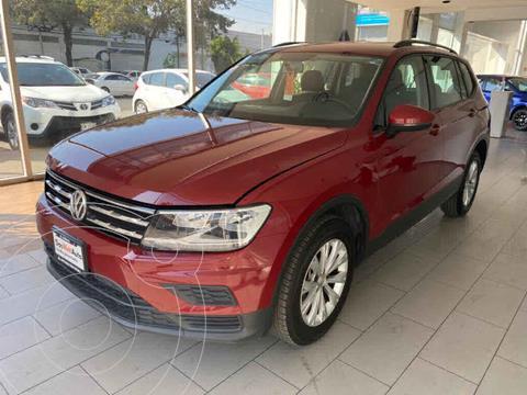 Volkswagen Tiguan Trendline Plus usado (2019) color Rojo precio $350,000