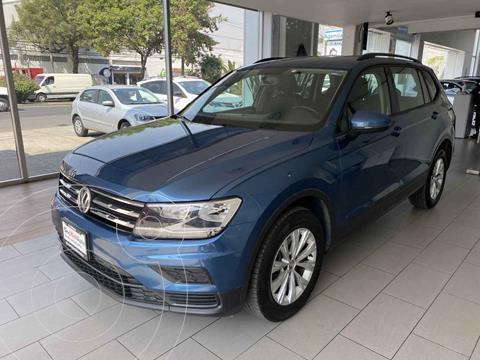 Volkswagen Tiguan Trendline Plus usado (2019) color Azul precio $345,000