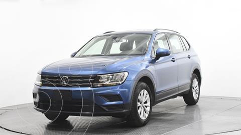 Volkswagen Tiguan Trendline Plus usado (2020) color Azul precio $462,500