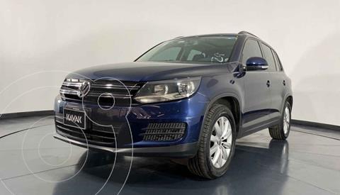 Volkswagen Tiguan Sport & Style 1.4 usado (2015) color Azul precio $257,999