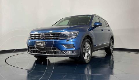 Volkswagen Tiguan Comfortline 5 Asientos Piel usado (2018) color Azul precio $508,999