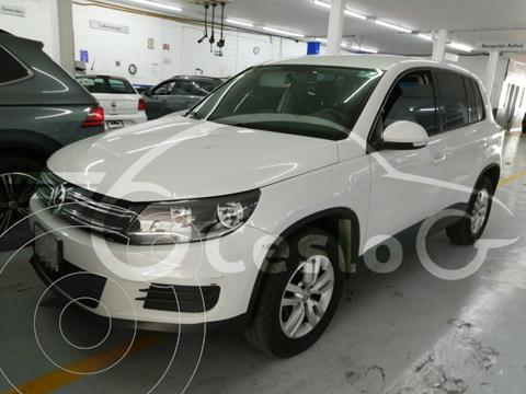 Volkswagen Tiguan 1.4 TSI L4 DSG usado (2017) precio $229,500