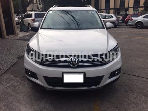 Volkswagen Tiguan Track & Fun  usado (2014) color Blanco precio $160,000