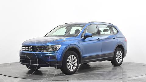 Volkswagen Tiguan Trendline Plus usado (2020) color Azul precio $454,400