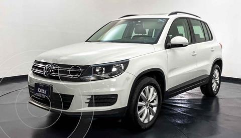 Volkswagen Tiguan Sport & Style 1.4 usado (2015) color Blanco precio $247,999
