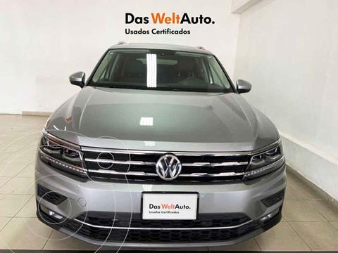 Volkswagen Tiguan Highline usado (2021) color Plata precio $649,381