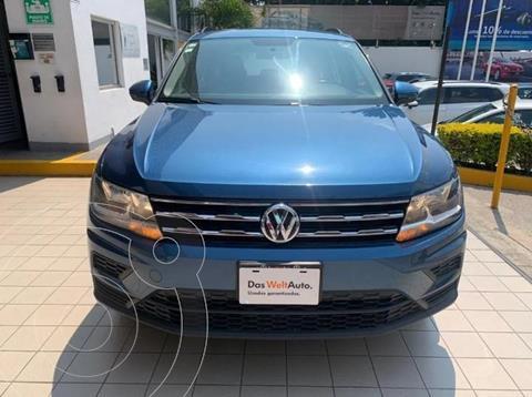 Volkswagen Tiguan Trendline Plus usado (2019) color Azul precio $364,900