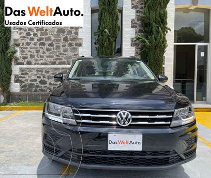 Volkswagen Tiguan Trendline Plus usado (2020) color Negro precio $449,500