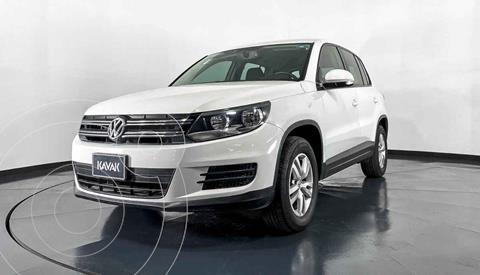 Volkswagen Tiguan Tiptronic usado (2015) color Blanco precio $239,999
