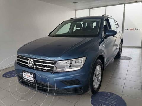 Volkswagen Tiguan Trendline Plus usado (2019) color Azul precio $370,000