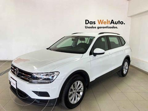 Volkswagen Tiguan Trendline Plus usado (2019) color Blanco precio $339,108