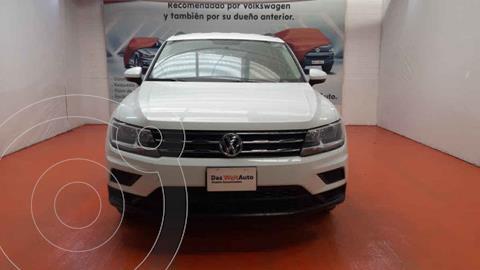 Volkswagen Tiguan Trendline Plus usado (2019) color Blanco precio $349,000