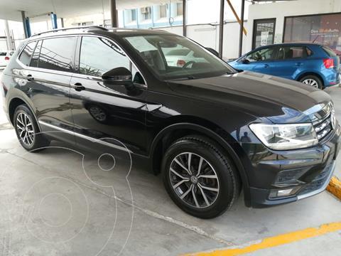 Volkswagen Tiguan COMFORTLINE 1.4 L TSI 150 HP DSG PIEL usado (2018) color Negro precio $380,000