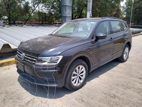 Volkswagen Tiguan TRENDLINE PLUS TSI DSG L4 150 HP usado (2020) color Negro precio $405,000