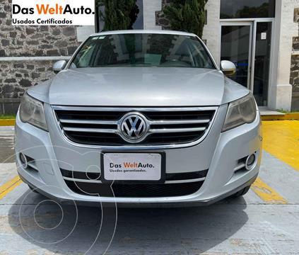 Volkswagen Tiguan Tiptronic usado (2009) color Plata precio $165,000