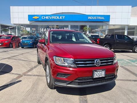 Volkswagen Tiguan Trendline Plus usado (2019) color Rojo precio $369,000