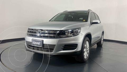 Volkswagen Tiguan Sport & Style 2.0 usado (2017) color Plata precio $297,999