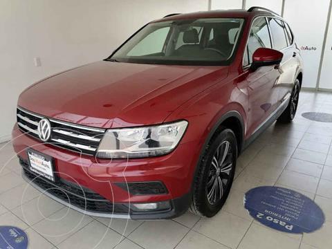 Volkswagen Tiguan Comfortline usado (2019) color Rojo precio $395,000